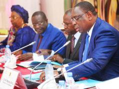 Macky sall conseil des Ministres