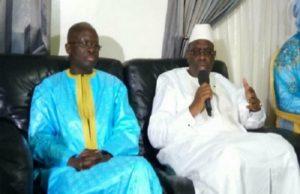 Modou Diagne Fada face à la main tendue du président Macky Sall