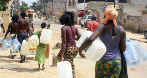 Sénégal Pénurie d'eau