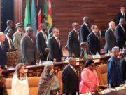 Sommet en Mauritanie