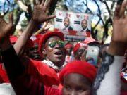 tention au zimbabwe