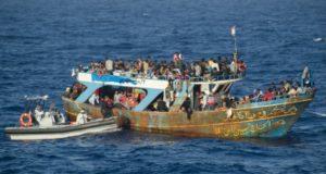 trafic migrants