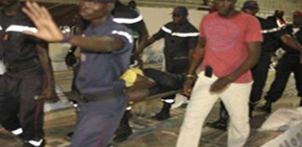 Un supporter poignardé à  ba Mar Diop