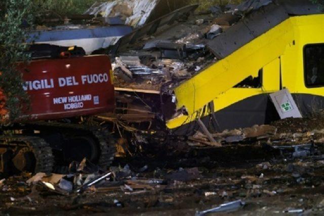 accident en italie