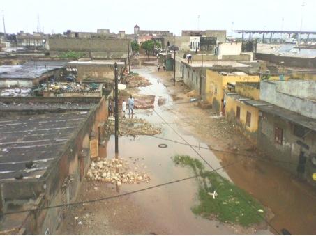 inondation dakar