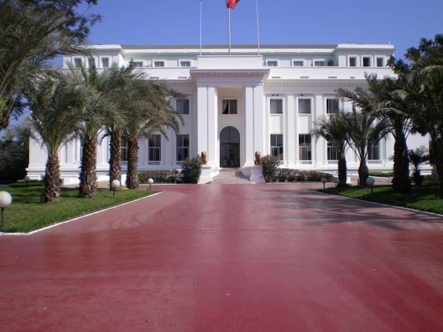 senegal palais president