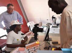 Centre d'enregistrement des permis de conduire biométriques