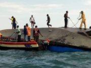 Chavirement de ferry en Tanzanie