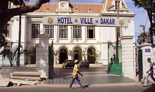 Hôtel de ville de Dakar
