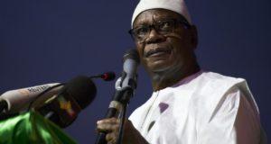 Ibrahima Boubacar Keïta
