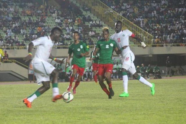 Sénégal vs Madagascar
