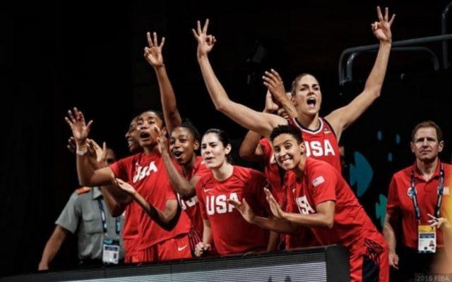 USA Basket