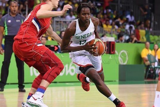 basket senegal