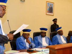cour constitutionnelle magistrats