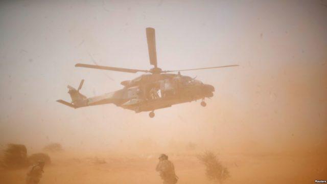 Accident au Mali