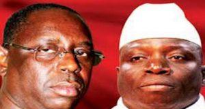 Jammeh et Macky