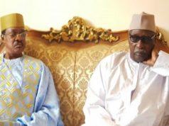 Madické Niang et serigne Mbaye Sy mansour