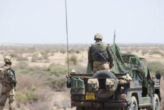 des soldats francais en operation le 9 mars 2013 a gao 2369354