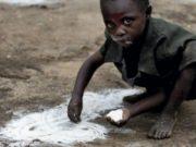 faim dans le monde