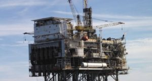 plateforme petrole offshore shell