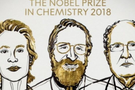 prixnobel chimie 2018