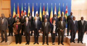reunion ministres zone franc