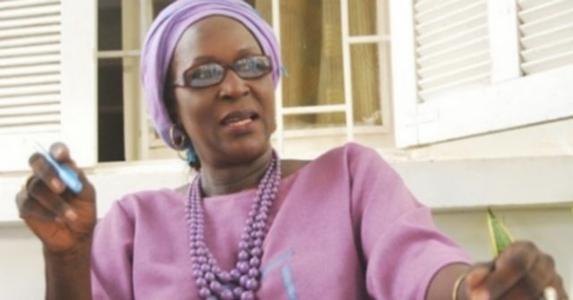 Aminata Sow Sidibé