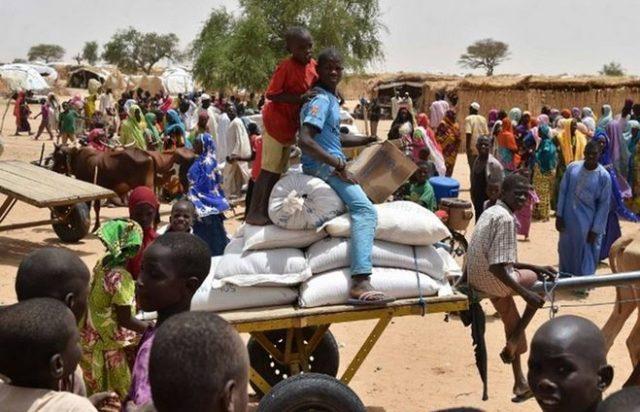 Faim au Sénégal