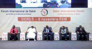 Forum international de Dakar sur la paix et la sécurité en Afrique