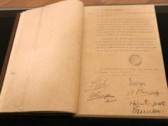 convention armistice