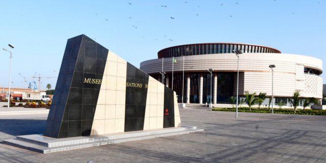 musee civilisations noires   afp