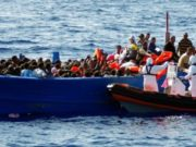 traversée de la Méditerranée