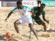 Beach Soccer Sénégal