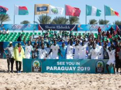 CAN Beach Soccer Sénégal champion 2