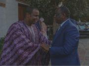 Cheikh Niass et Macky Sall