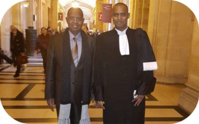 Cheikh Niasse et son père