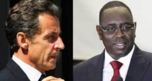 Macky Sall et Sarkozy
