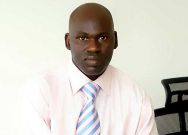 Mbaye Dionne maire de Ngoundiane Cms 696x500