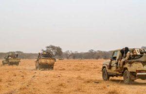 Touaregs tués Mali