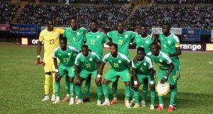 equipe nationale Senegal