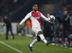 Attaquant de l'As Monaco