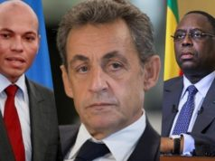 Karim Wade, Macky Sall et Sarkozy