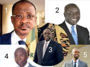 La candidats