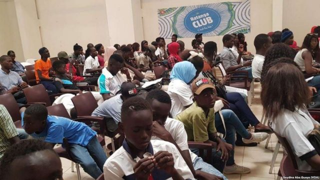 électeurs sénégalais