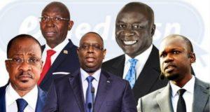 Candidats Présidentielles au Sénégal@Ferloo