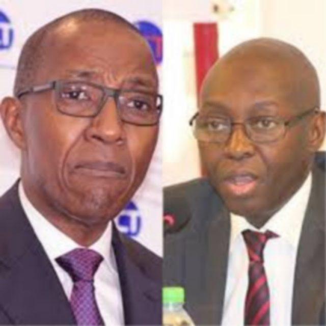 Diallo et Mbaye