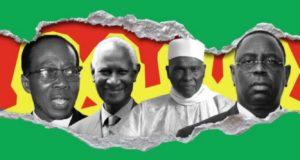 Les présidents du Sénégal