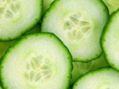 concombre fruit