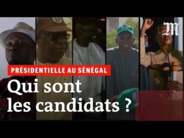 présidentielle au Sénégal