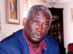Abdou Fall ancien ministre pds